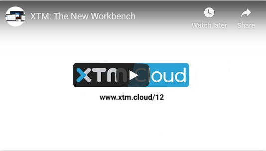 XTM Cloud 12 - video
