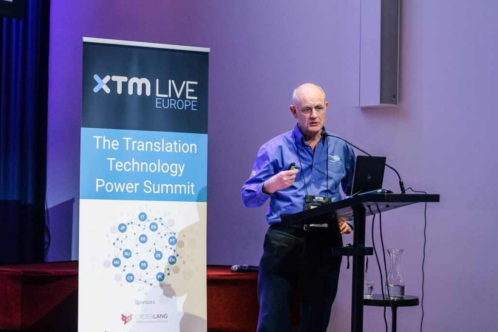 the new XTM Workbench translation management system