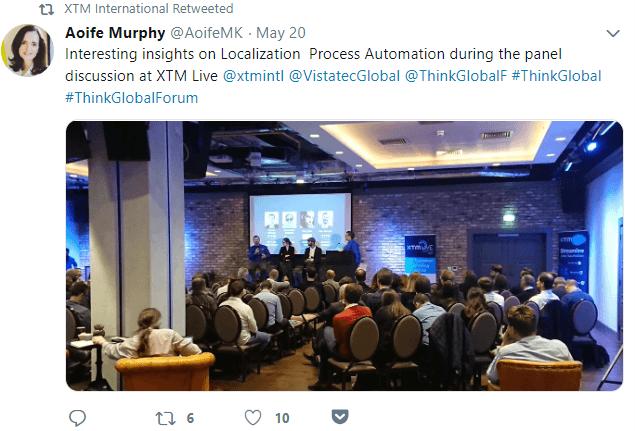 XTM LIVE panel discussions