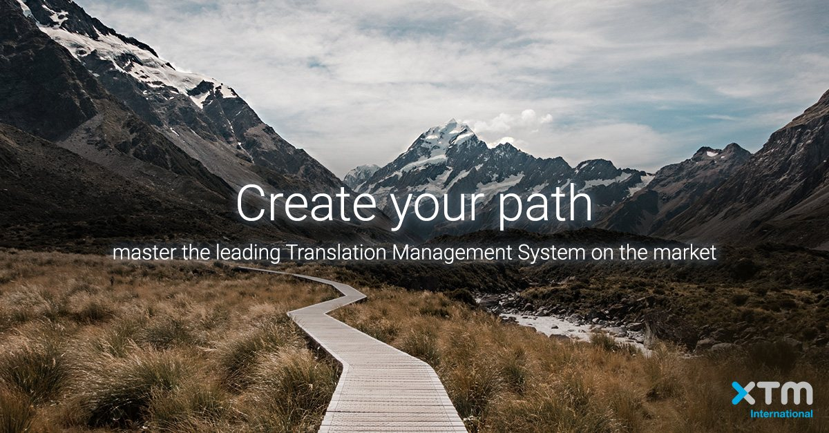 Create your path has just launched