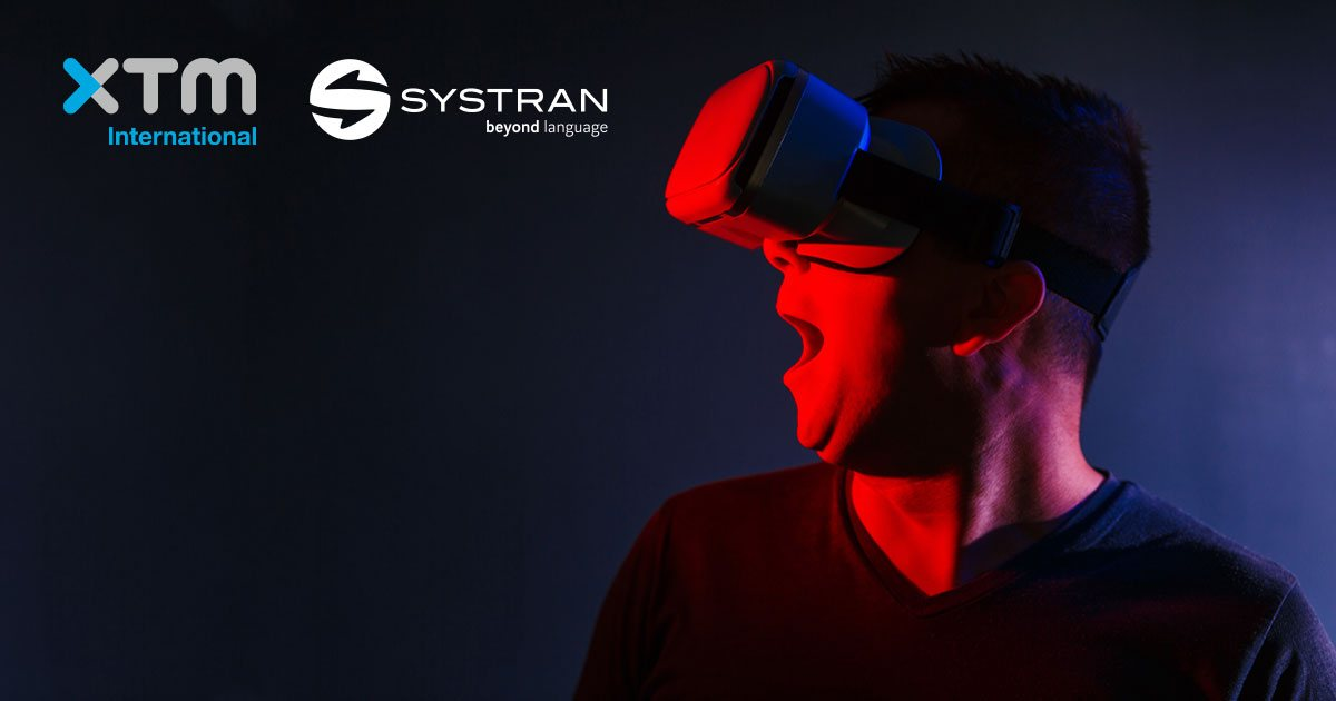 XTM translation management system and Systran co-hosting a webinar on game localization