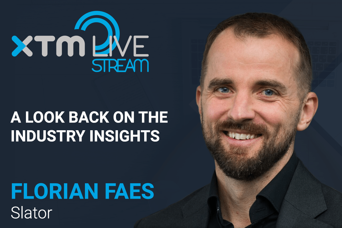 Localization industry insights from Florian Faes