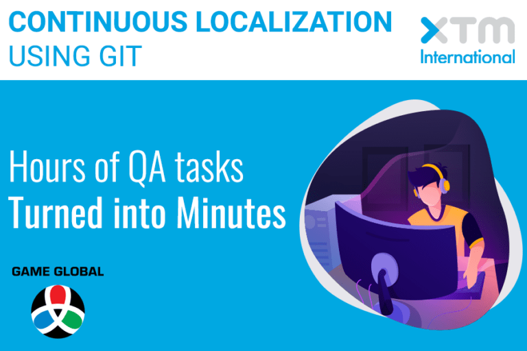 Continuous localization using Git