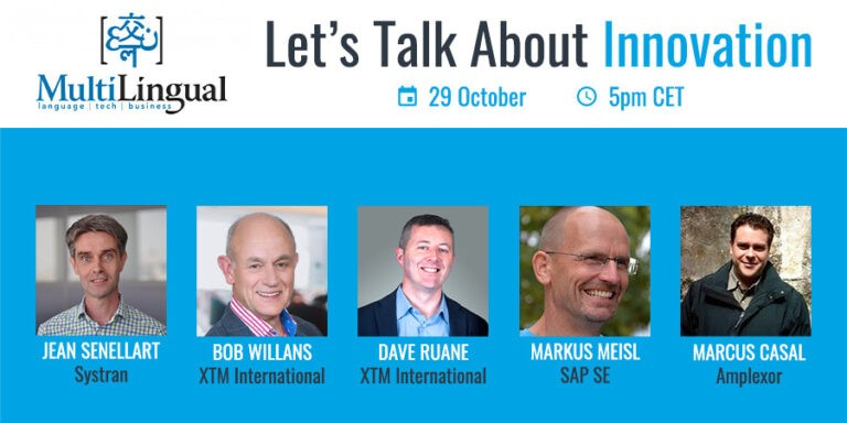XTM International participate in Multilingual Magazine panel