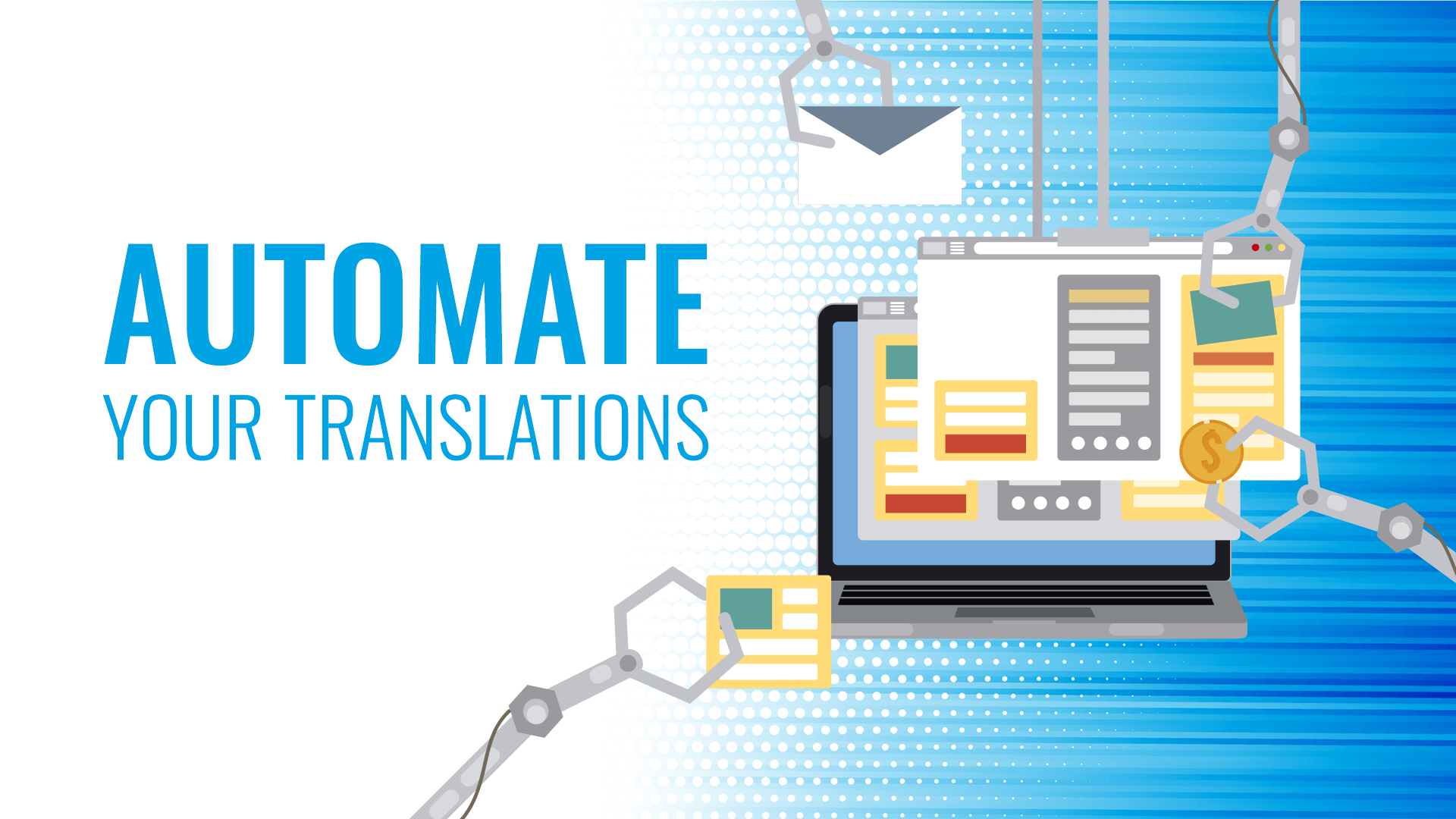 Automate your translations with XTM Cloud